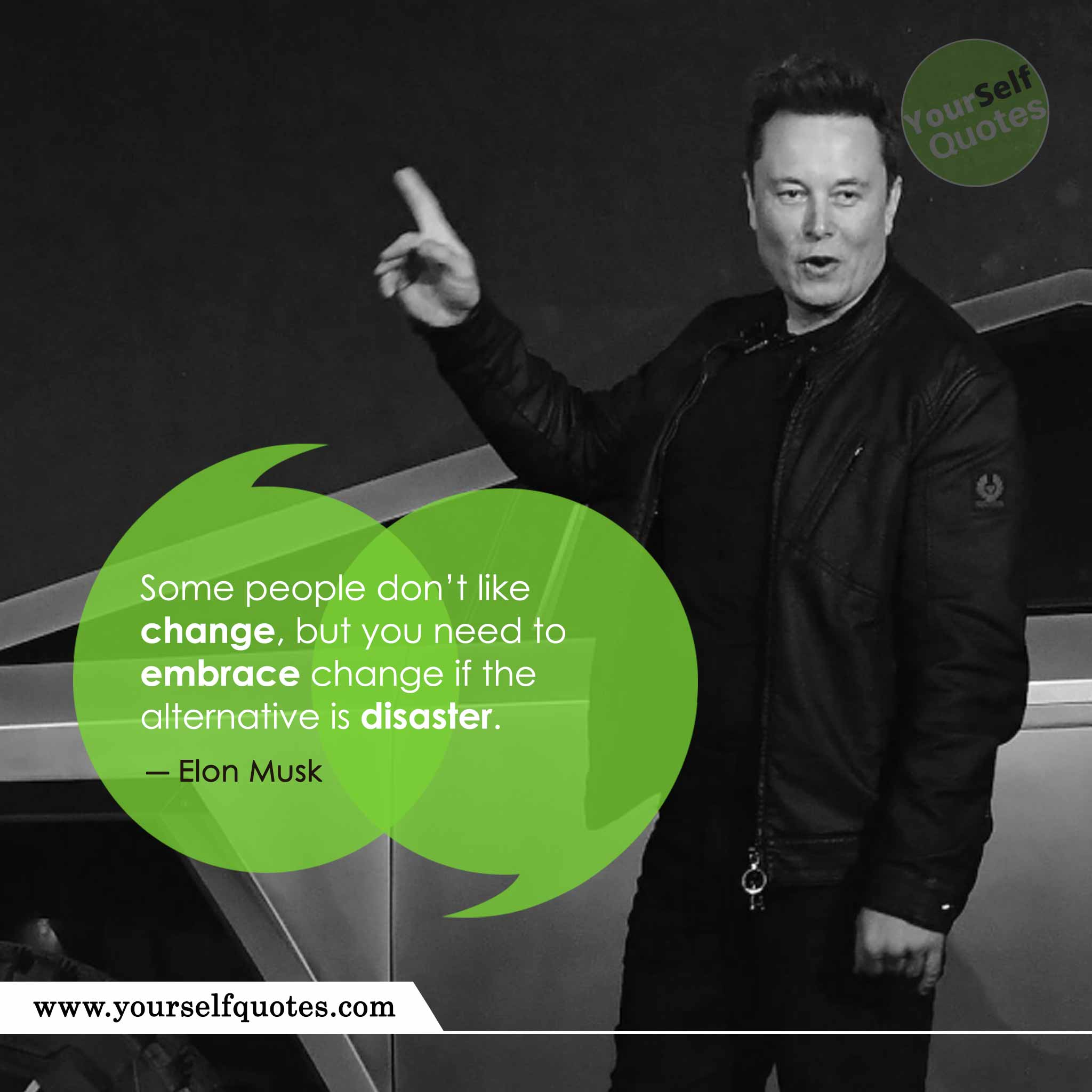 Elon Musk Inspire Quotes