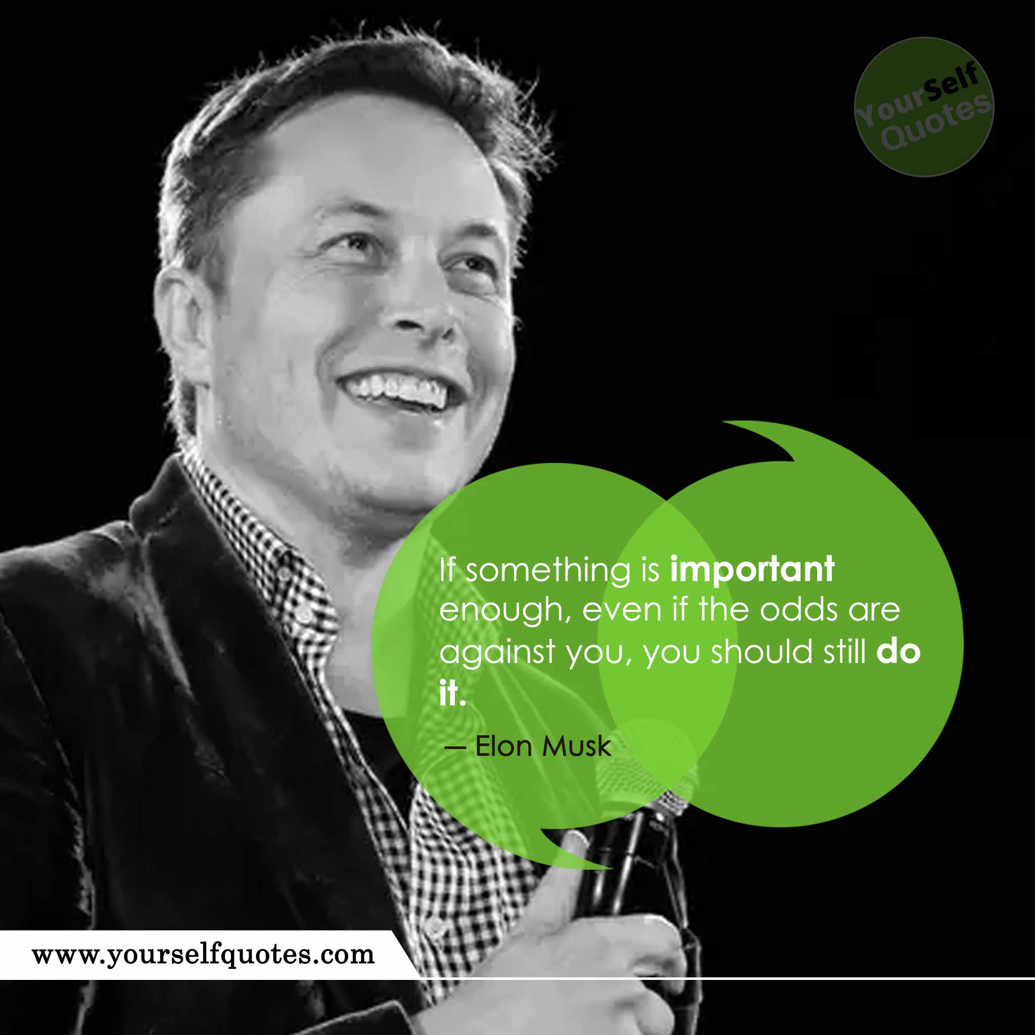Elon Musk Quotes On Success in Life
