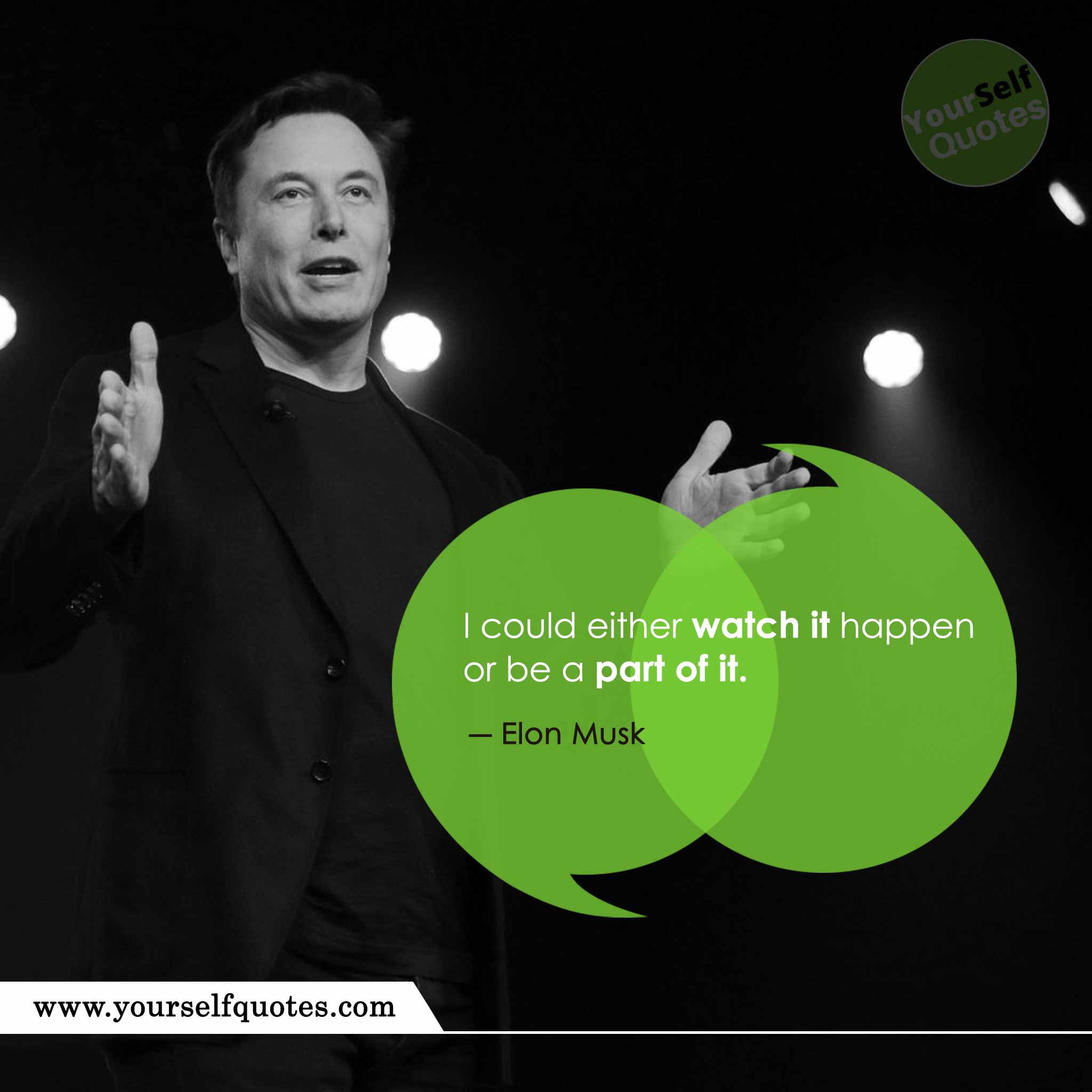 Elon Musk Quotes Wallpaper