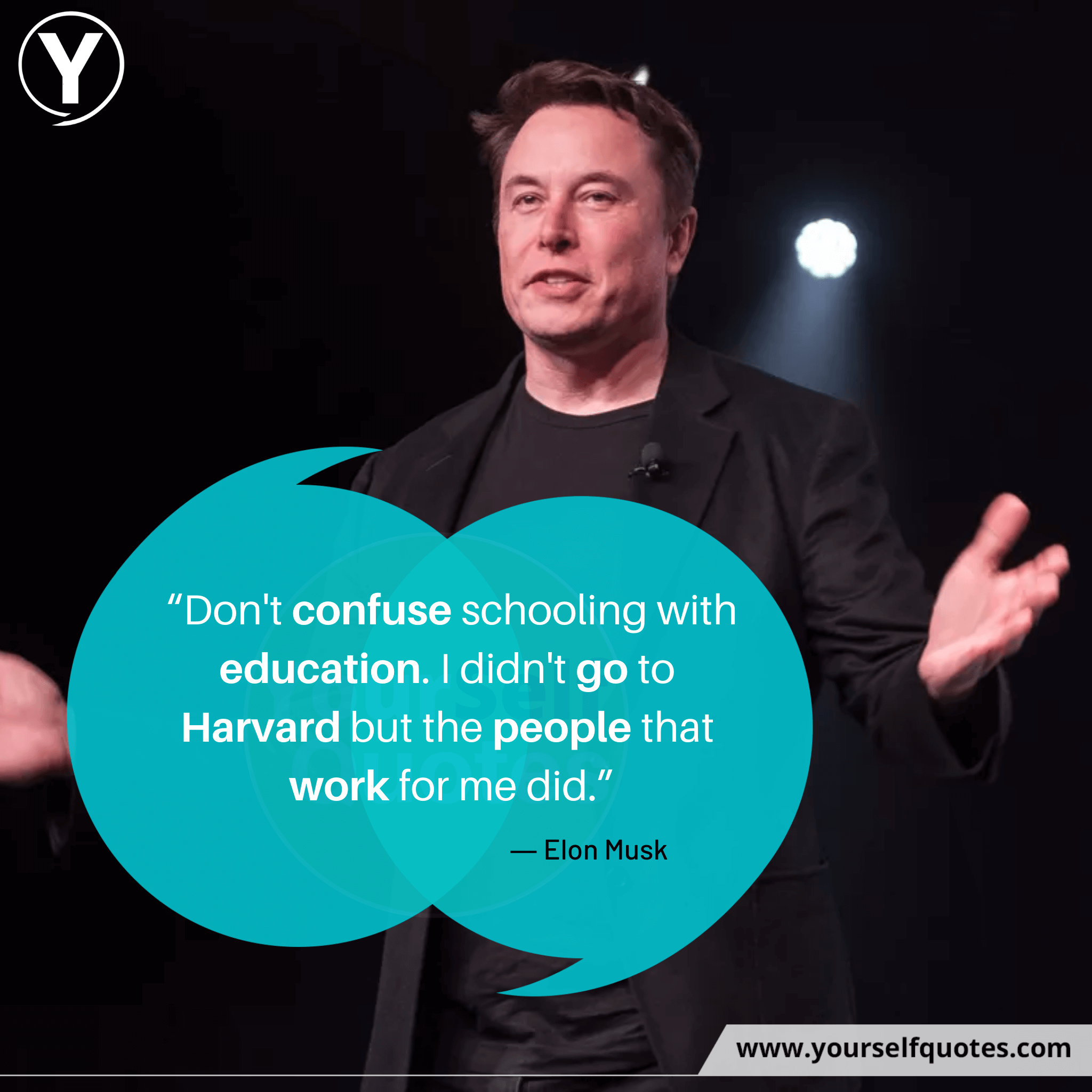 Elon Musk Work Hard Quotes