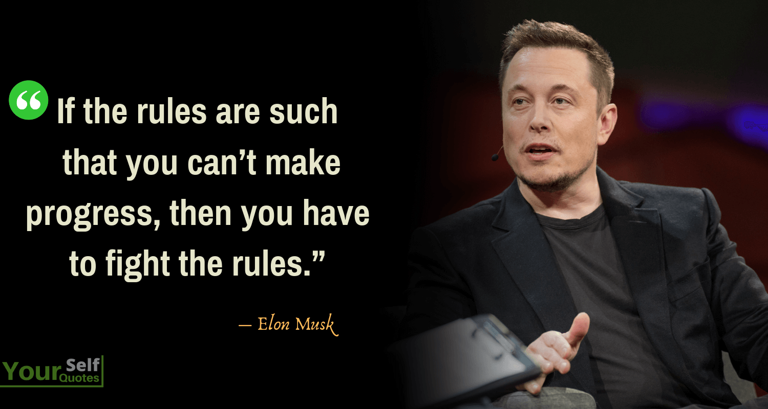 ElonMusk Quotes Images