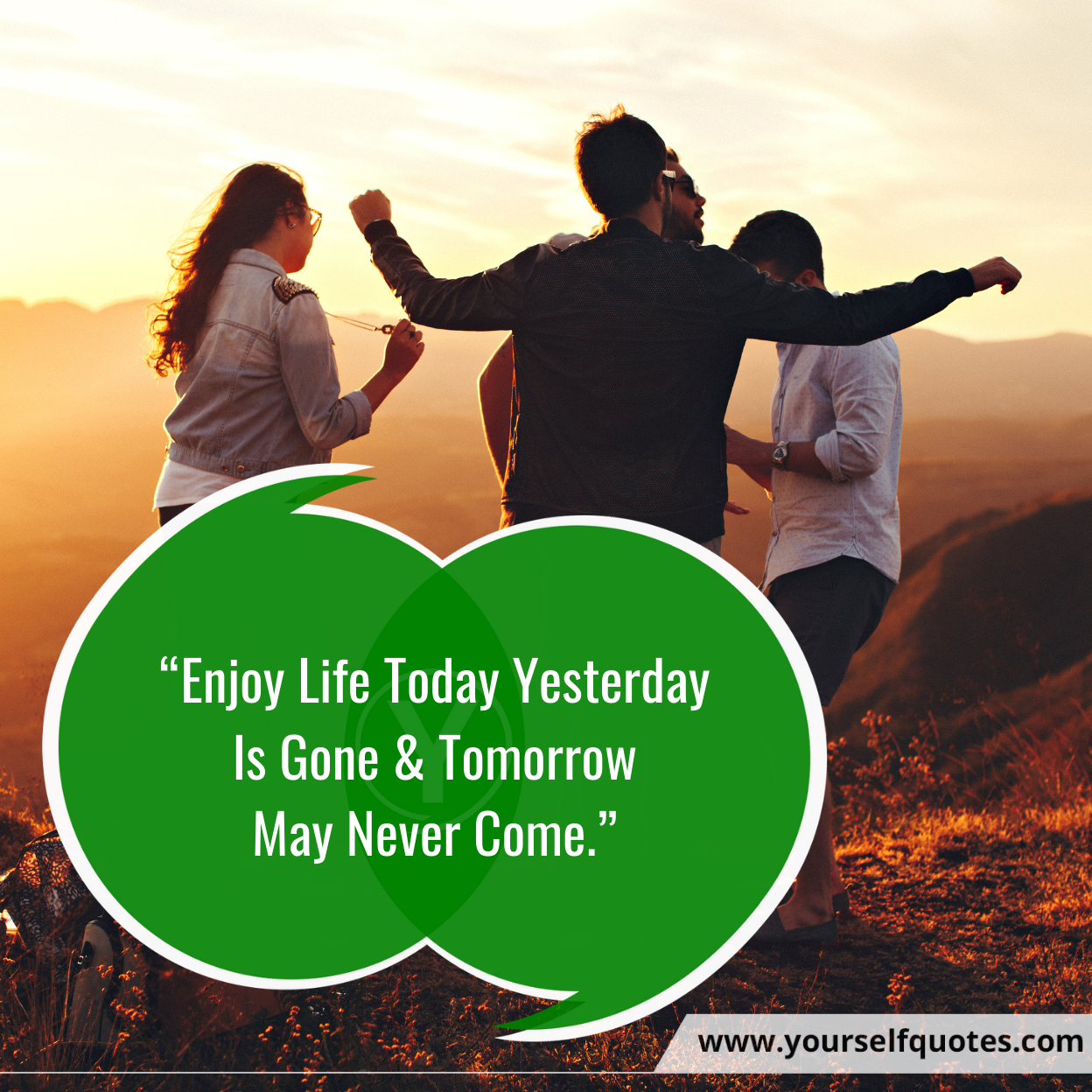 Enjoy Life Quotes Images