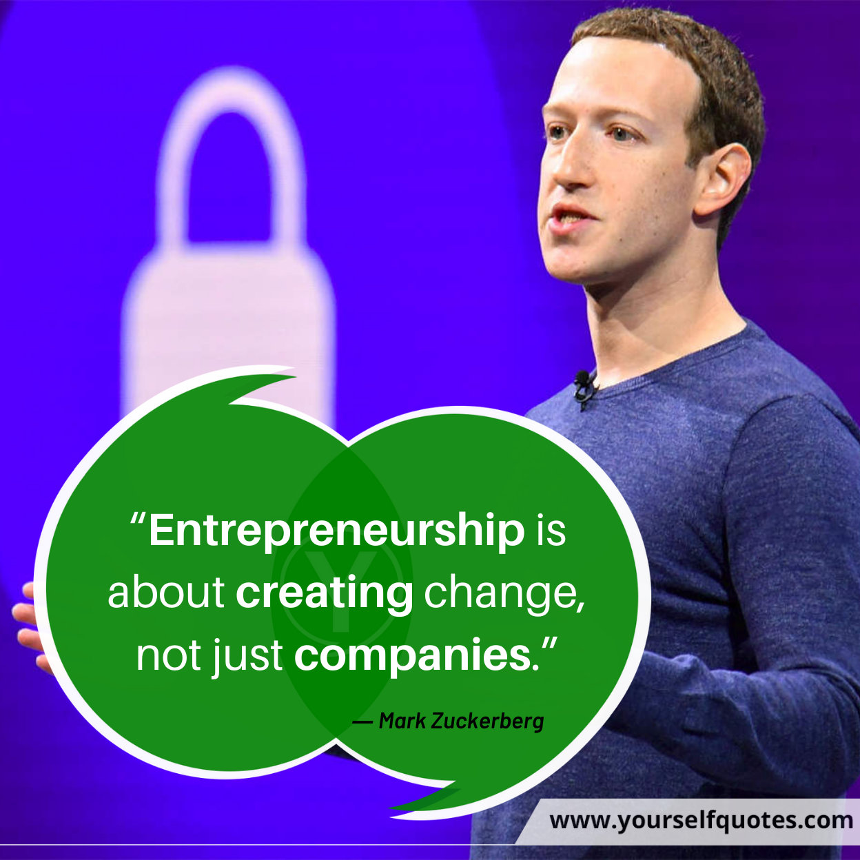 Entrepreneurship Quotes by Mark Zuckerberg