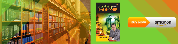 Everything About Leadership Book Vivek Bindra