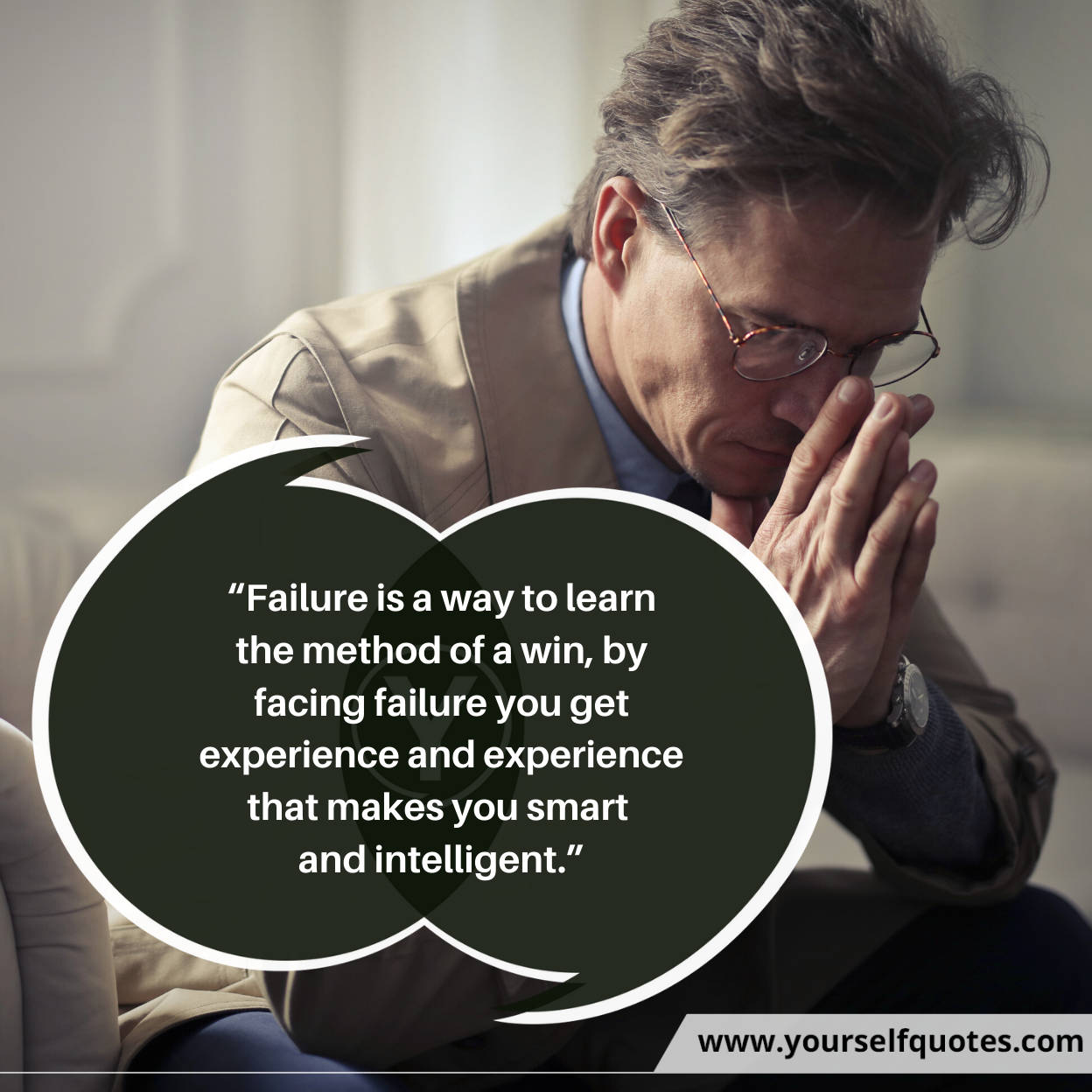 Life Failure Quotes