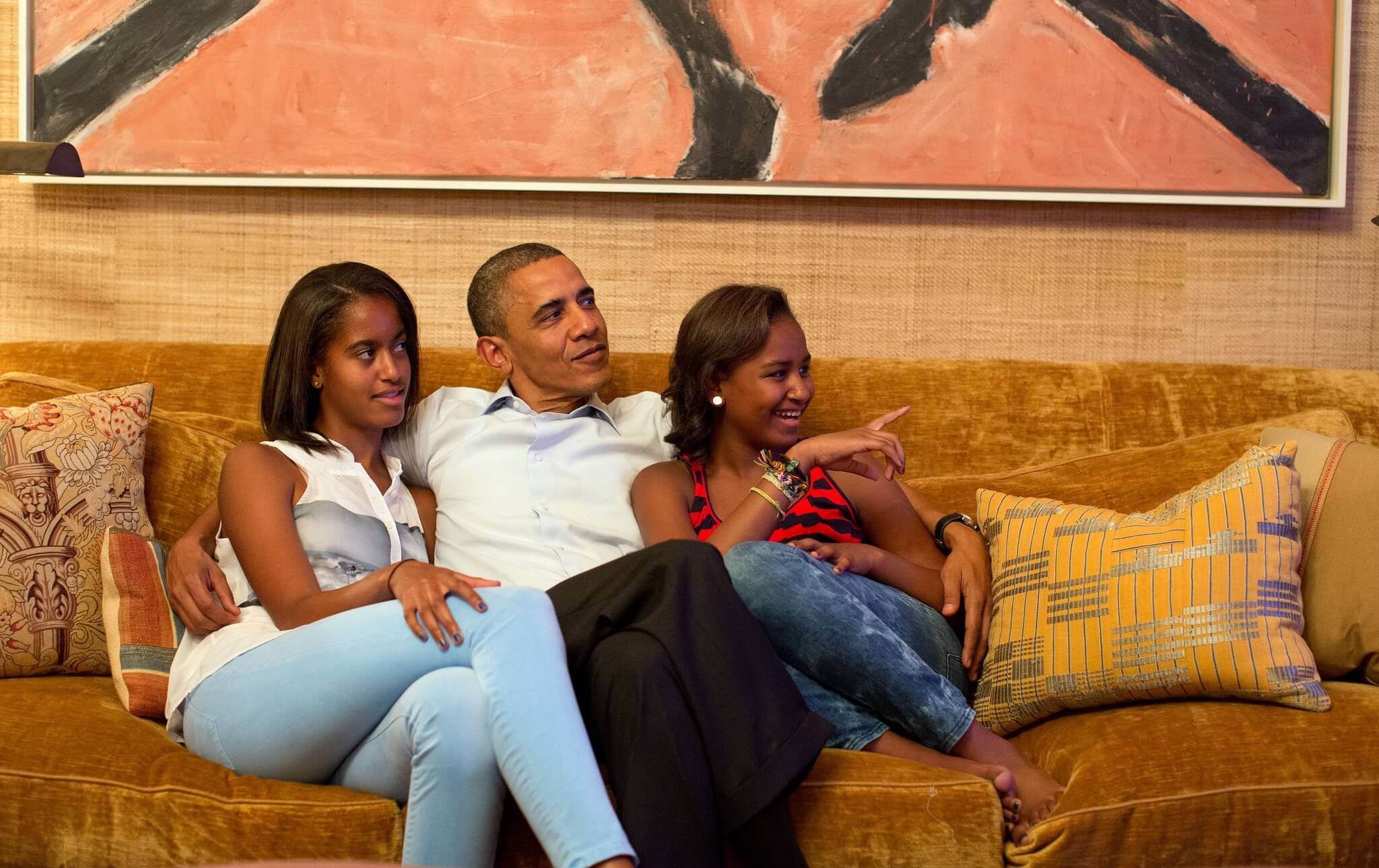 Family of Barack Obama