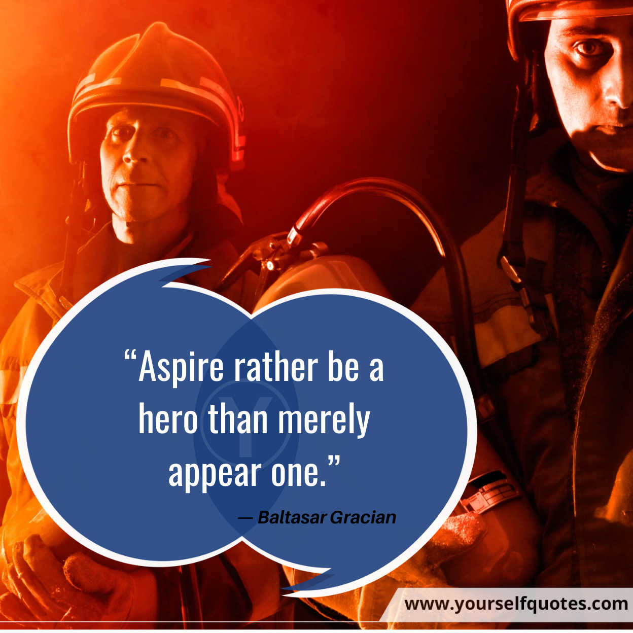 Firefighter's Day Quotes Images