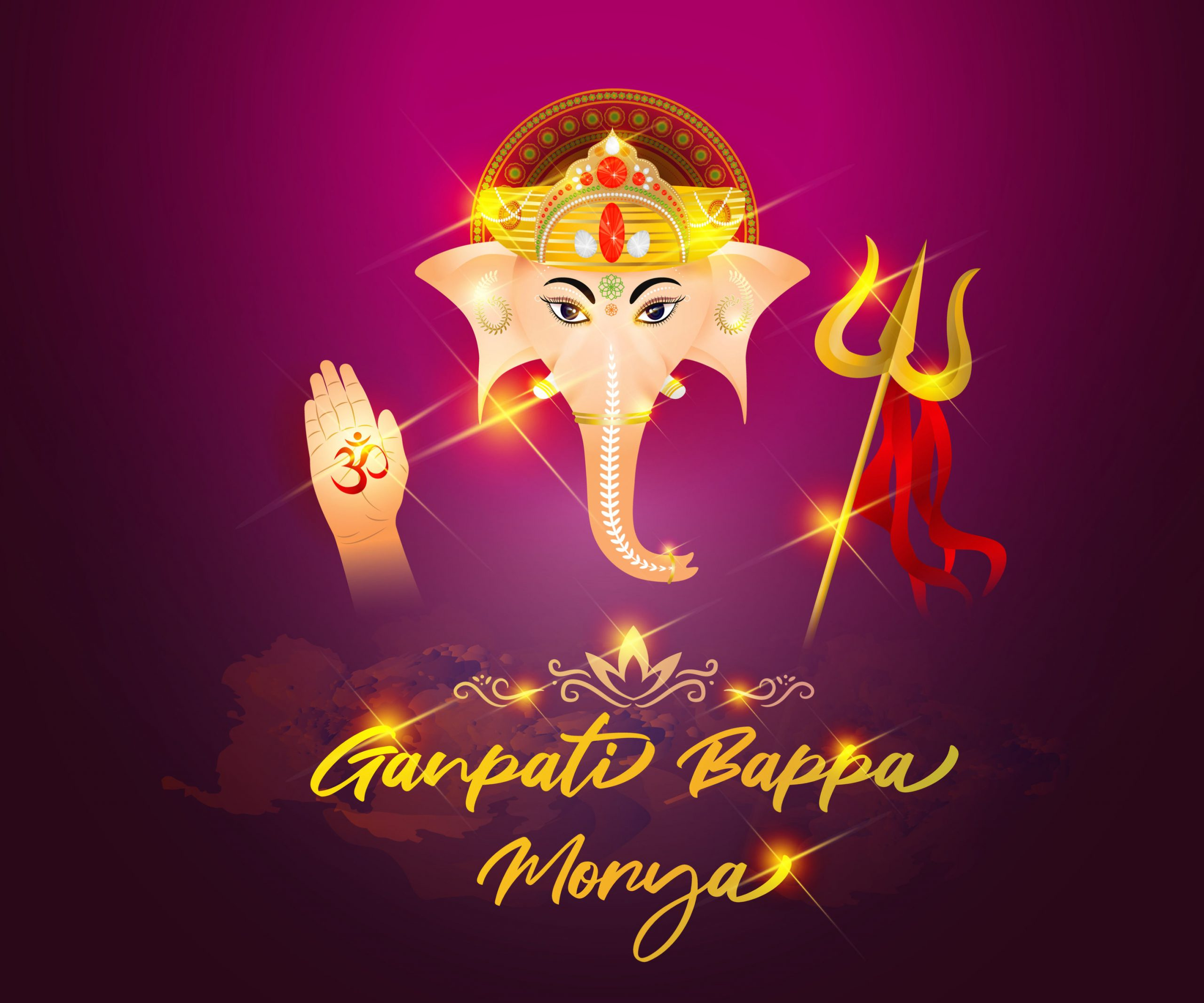 Ganpati bappa morya,Images