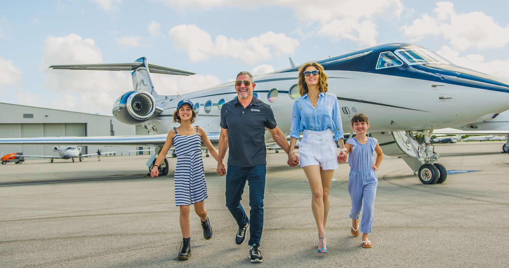 Grant Cardone Photo with Family