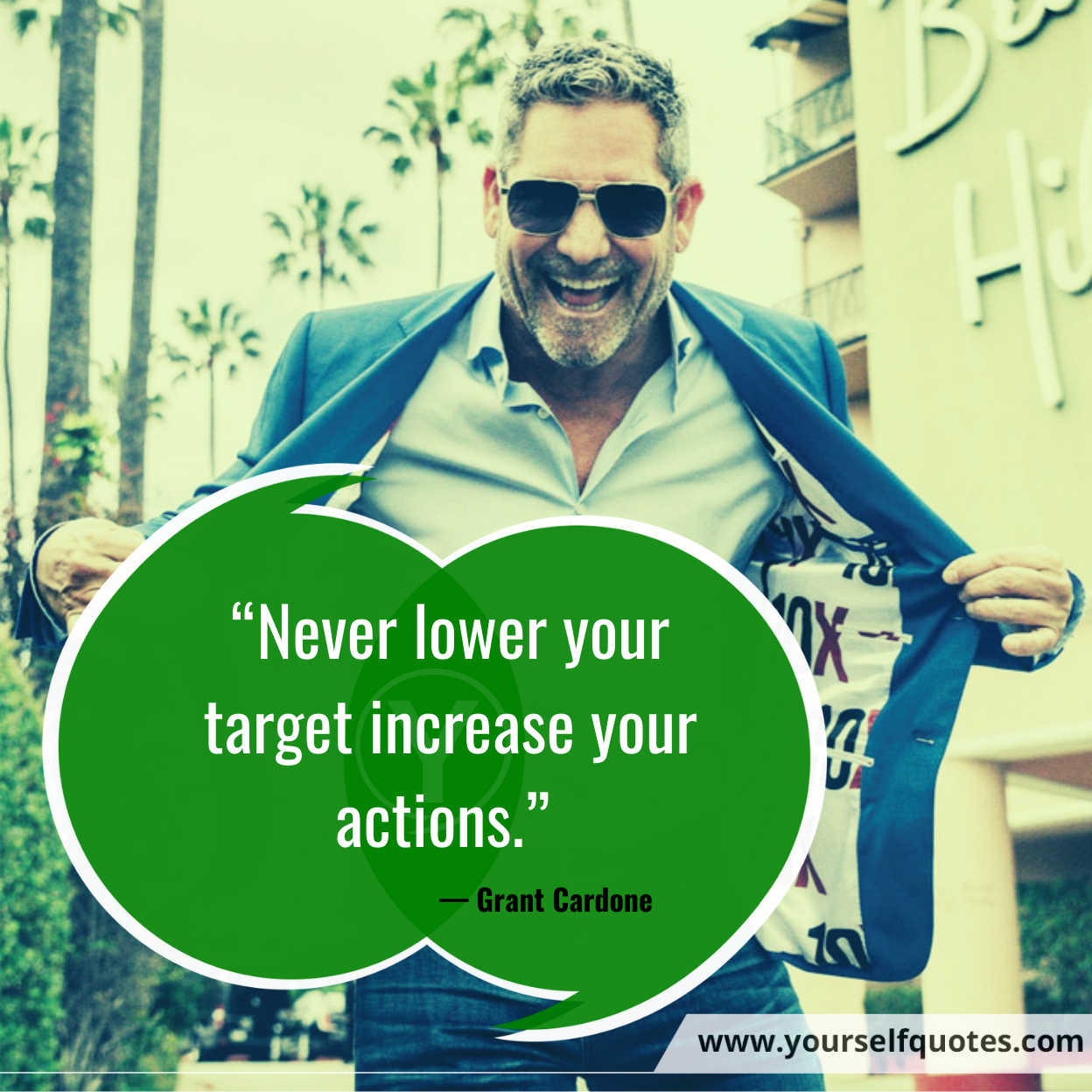 Grant Cardone Quotes on Actions