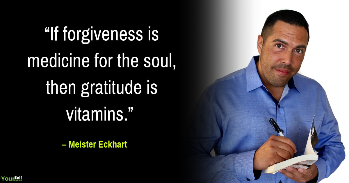 Gratitude Quote by Steve Maraboli