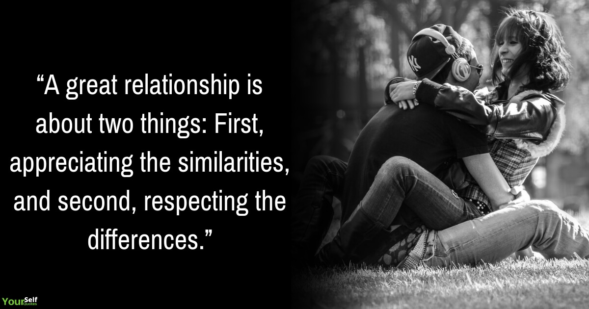 Great Relationship Quote