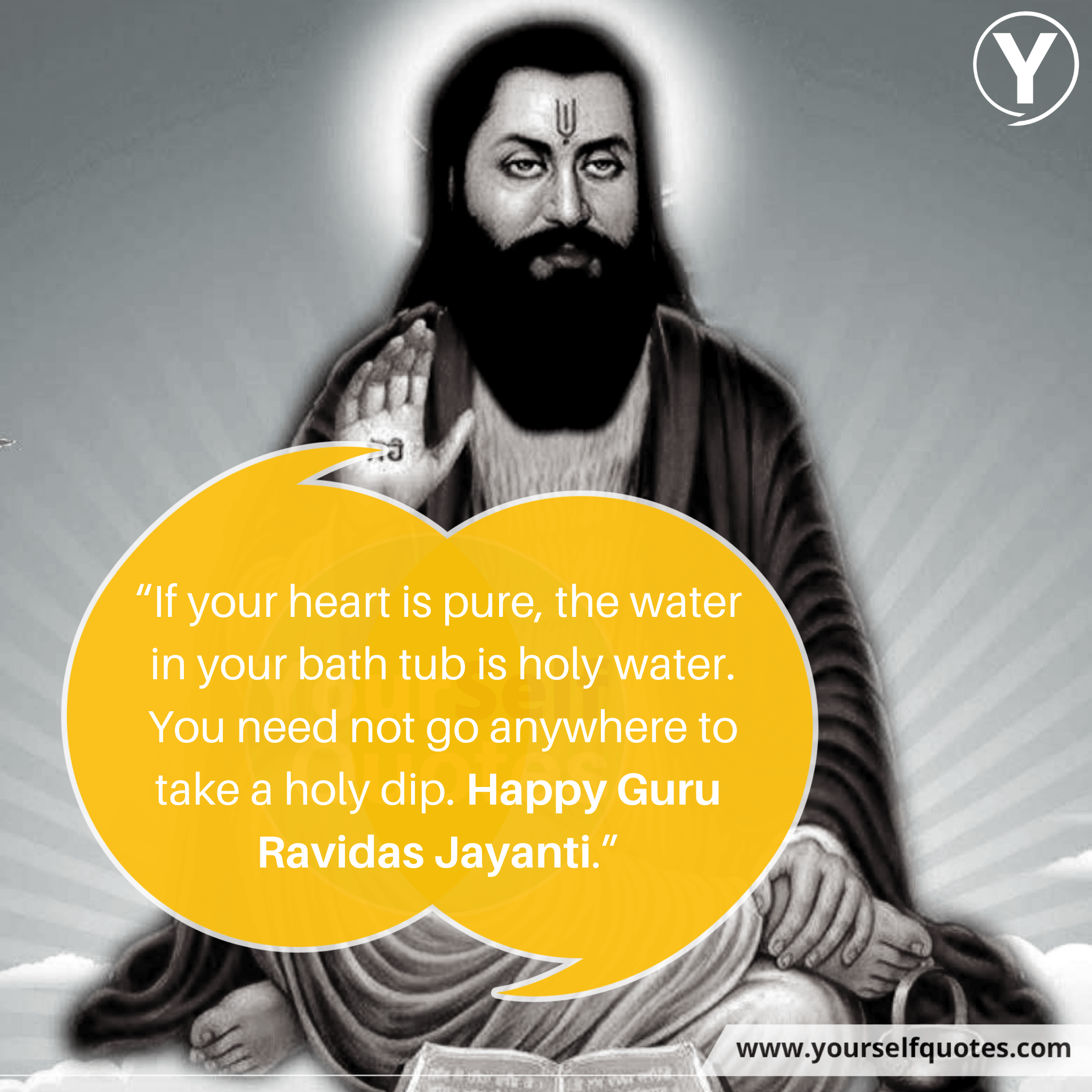 Guru Ravidas Jayanti Wishes Quotes