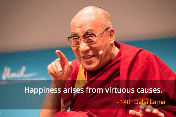 Happiness Quotes by Dalai Lama
