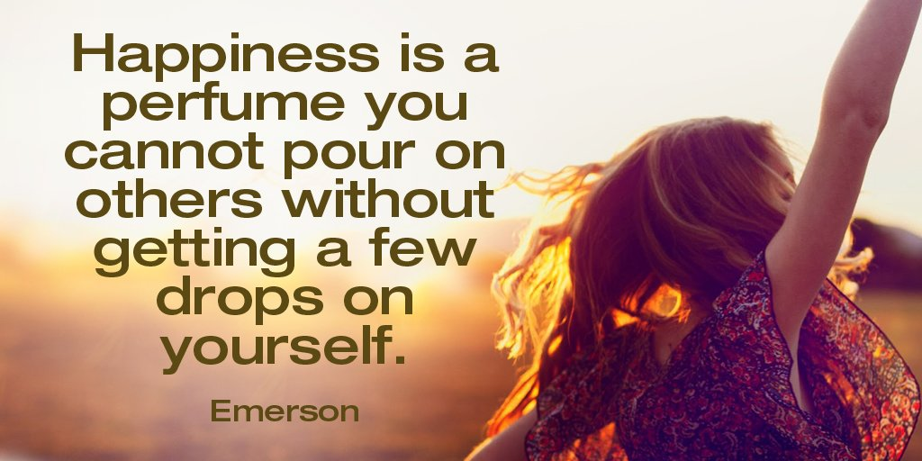 Happiness Quotes by Emerson