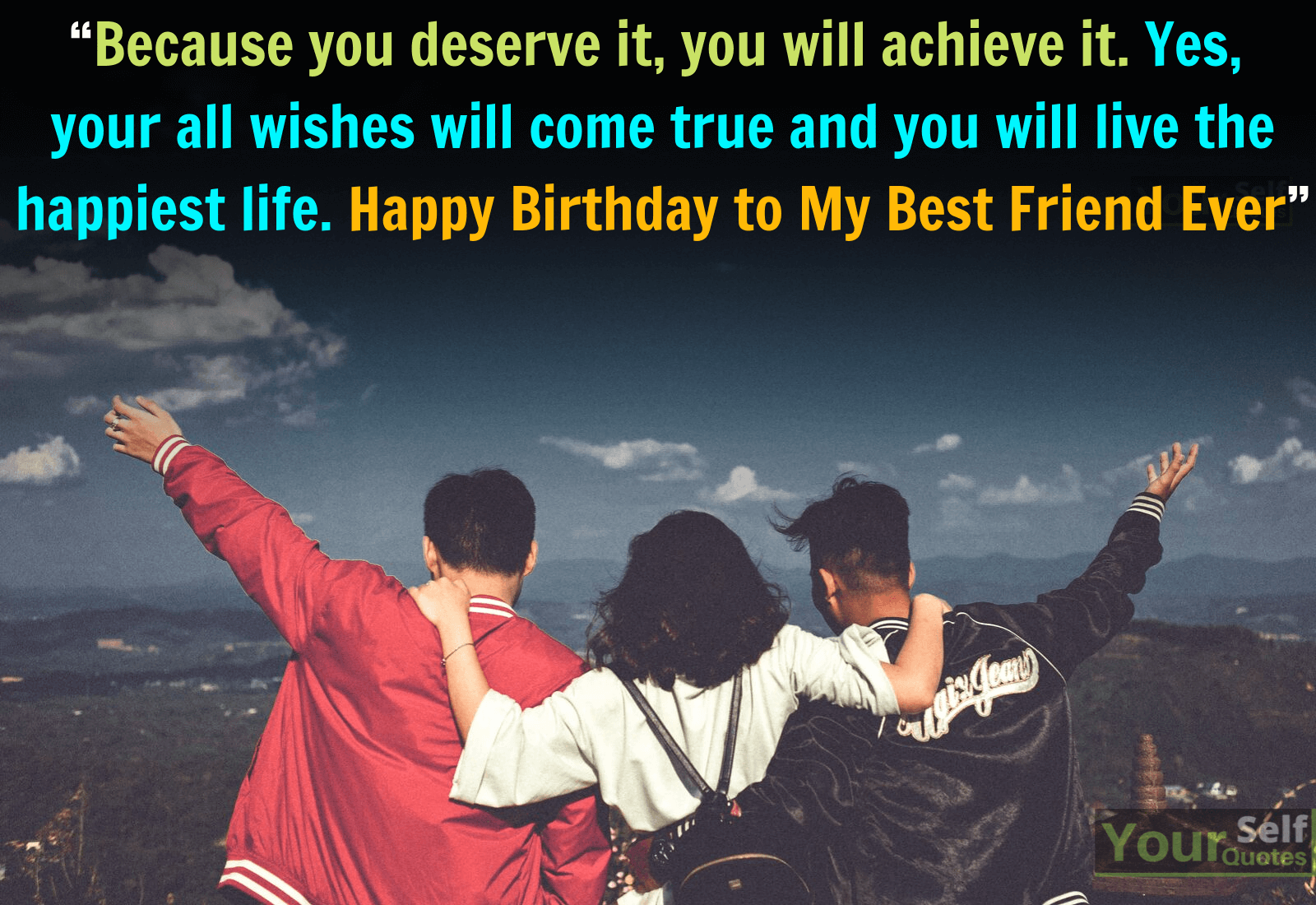 Happy Birthday Wishes Quotes for Friend, Family, Loved Ones ...