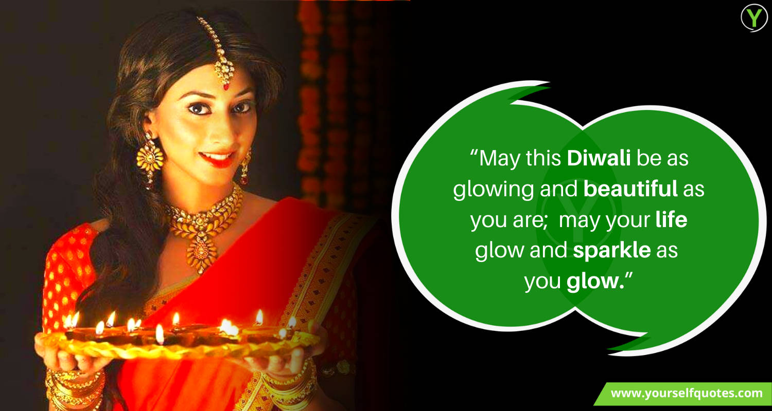 Happy Diwali Quote Images