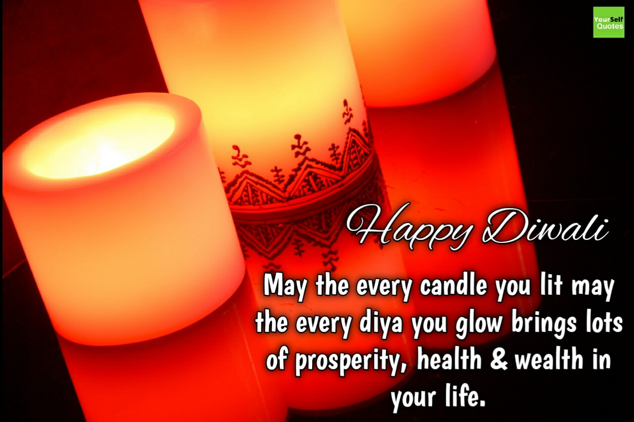 Wish you a very Prosperous Diwali