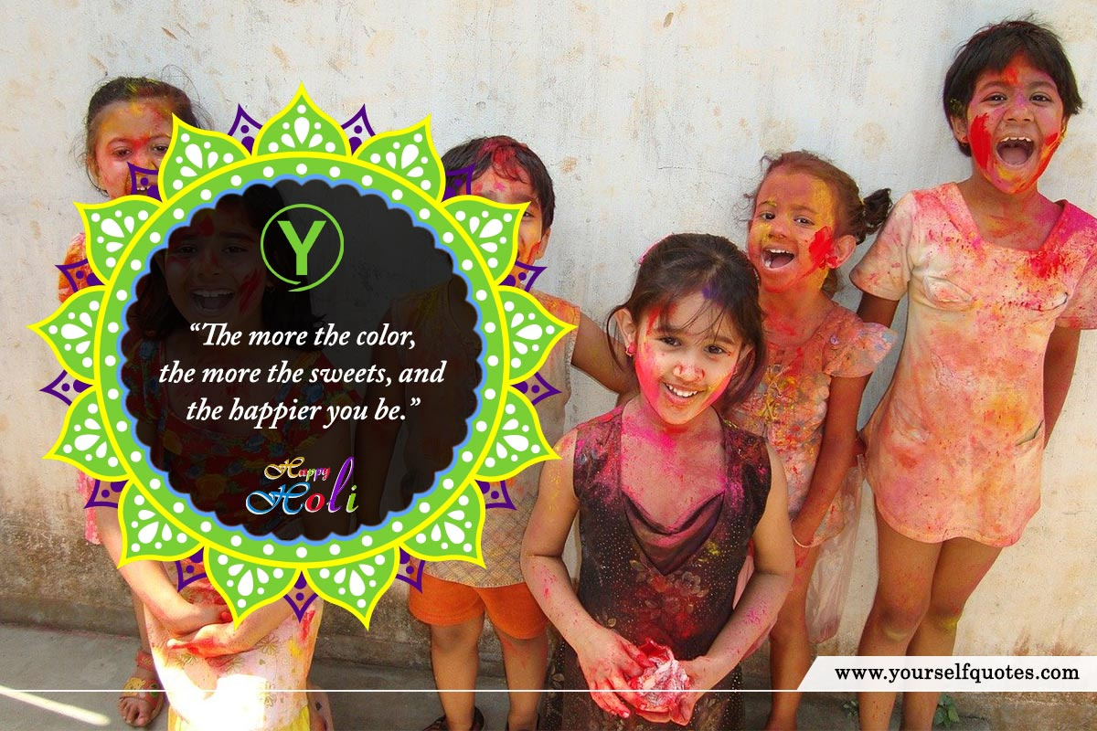 Happy Holi Wishes Greetings