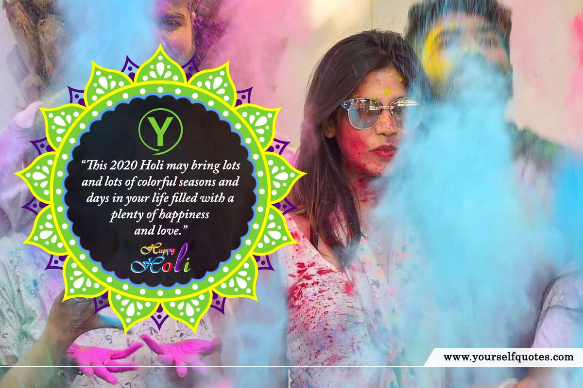 Happy Holi Wishes Images