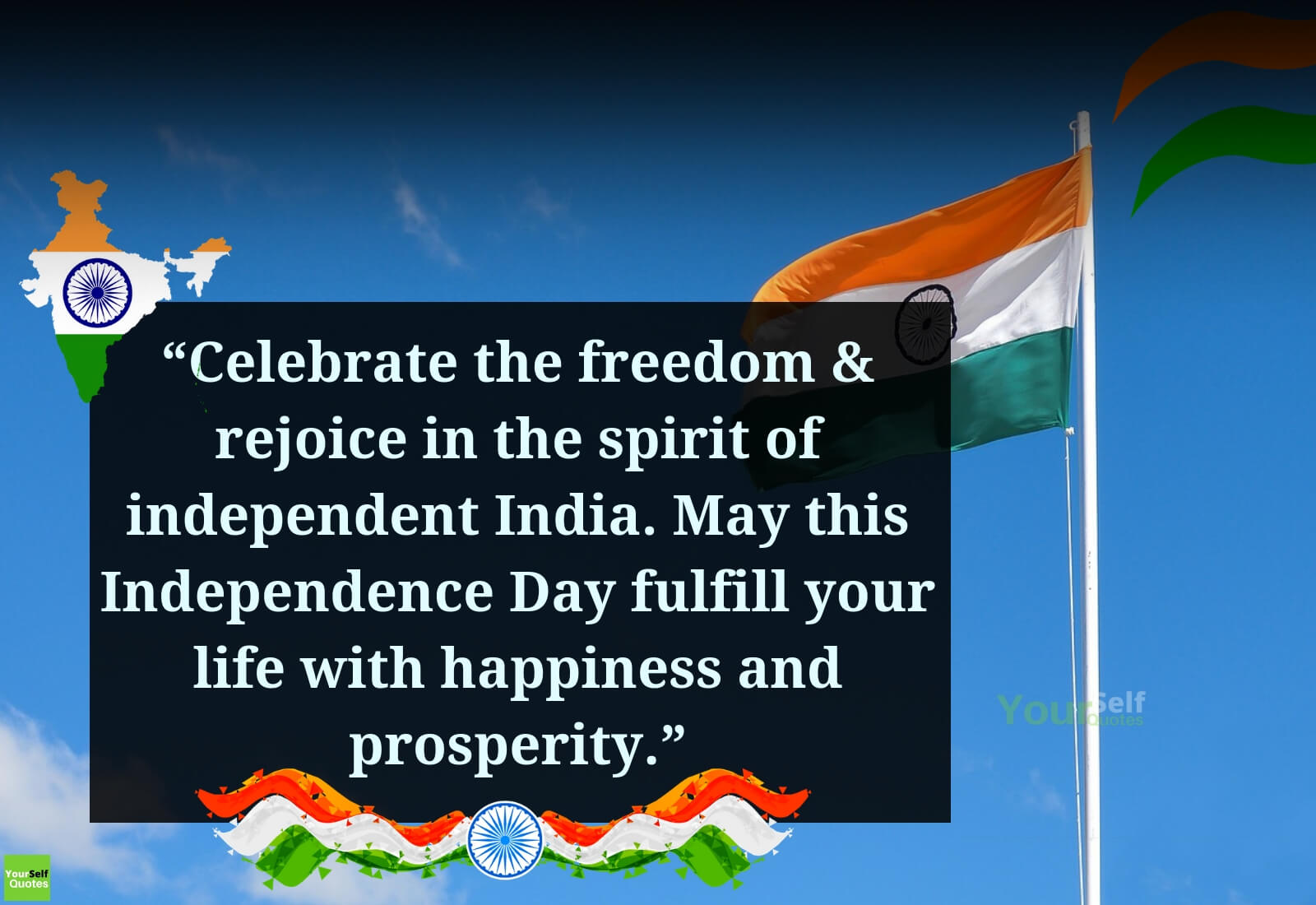 Happy Independence Day Wishes Status Images