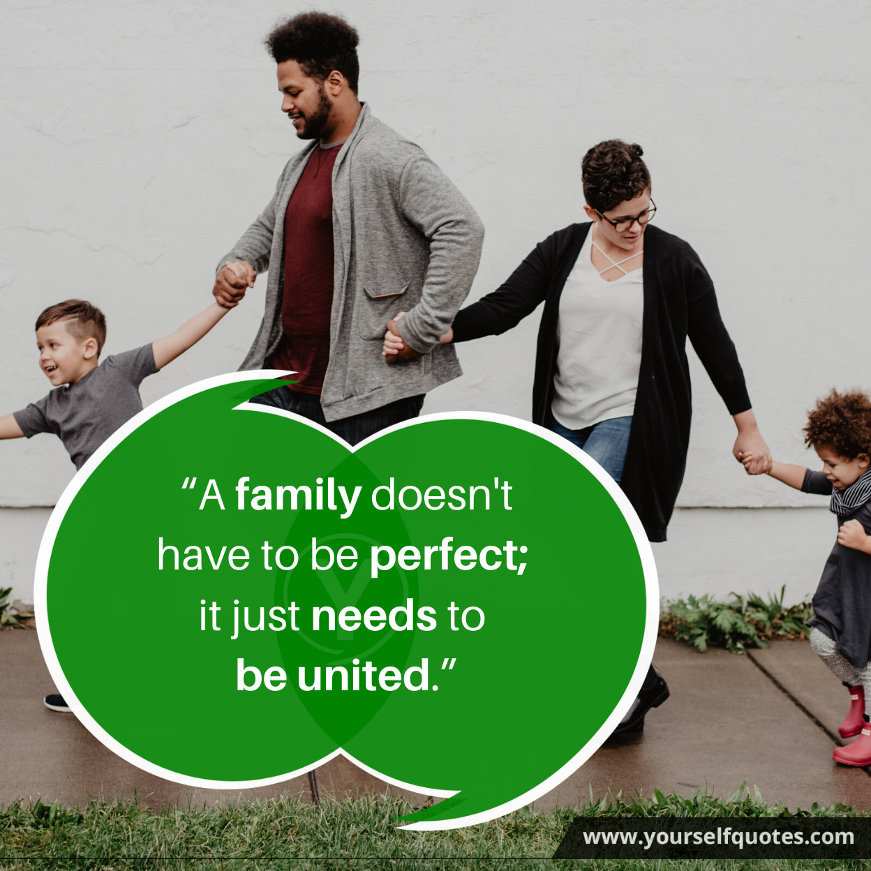 Happy Quote About Family