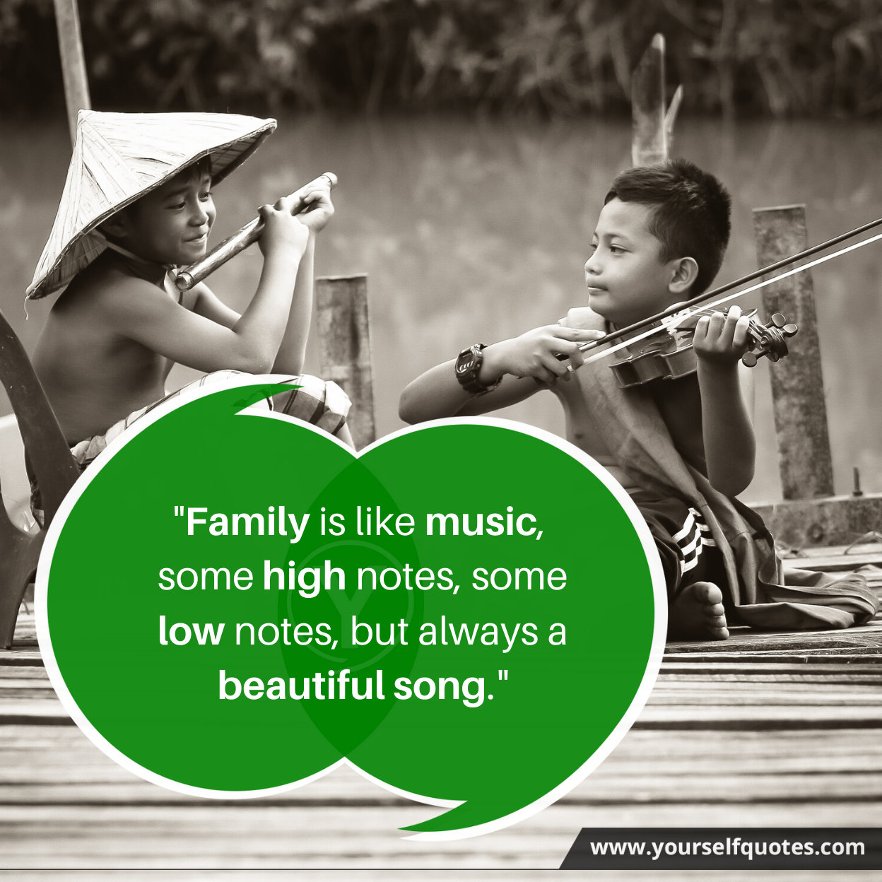 Happy Quotes About Family