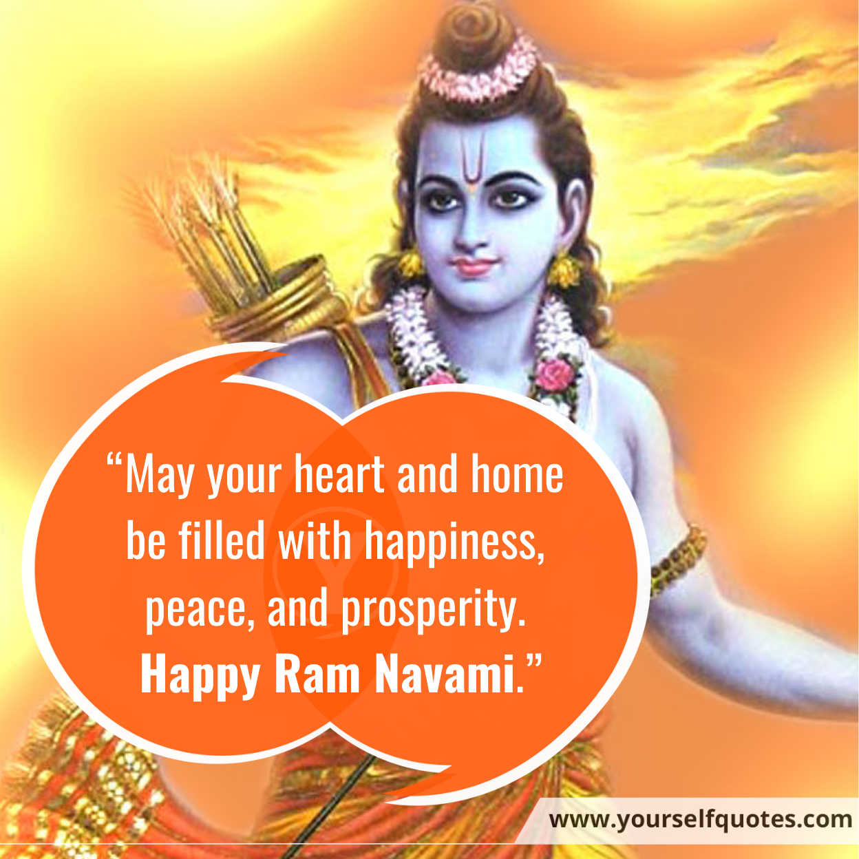 Happy Ram Navami Wishes Photos