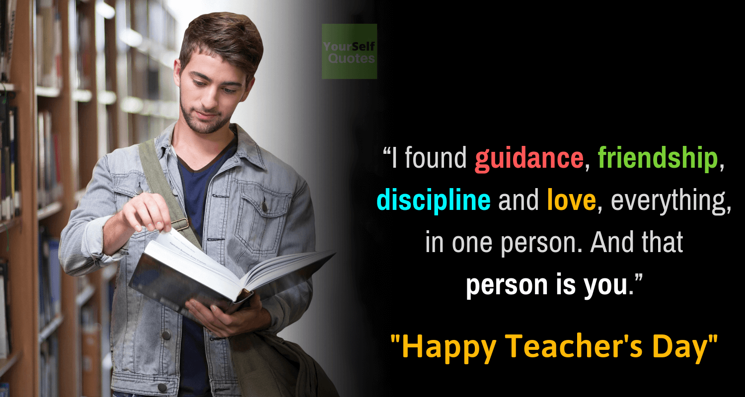 Happy Teachers Day Wishes Quote Photos