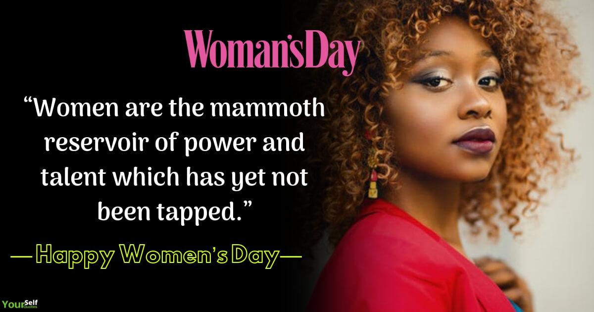 Slogan Selamat Hari Wanita