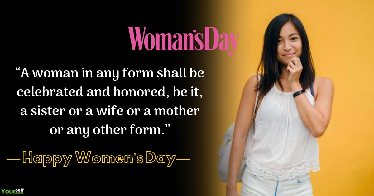 Happy Womens Day Wishes Photos