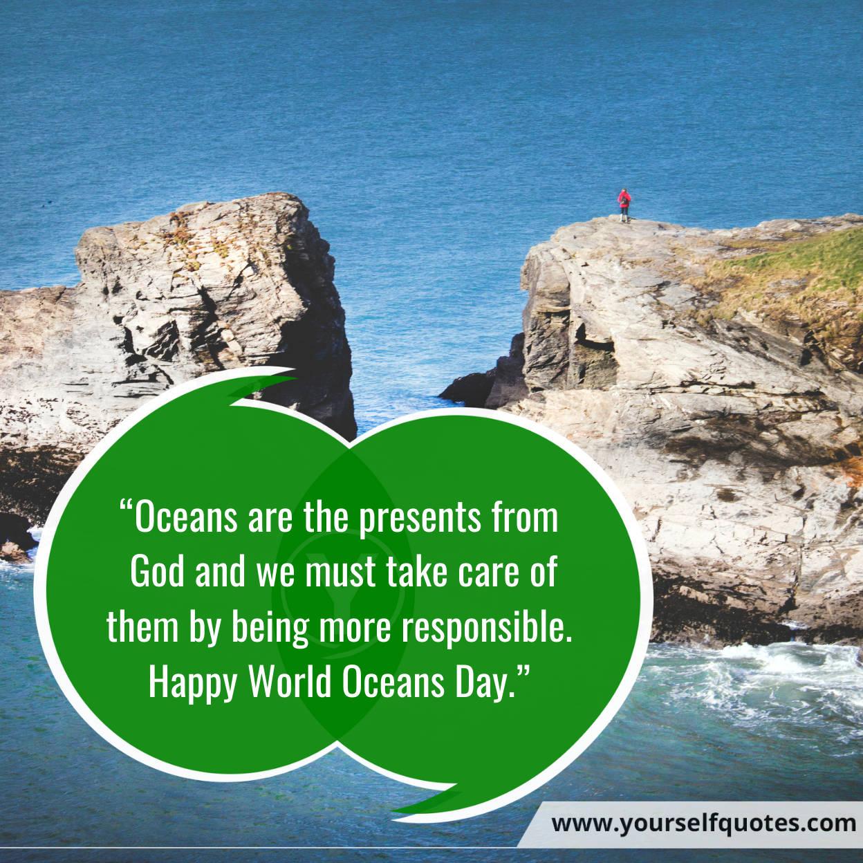 Gambar Selamat Hari Laut Sedunia