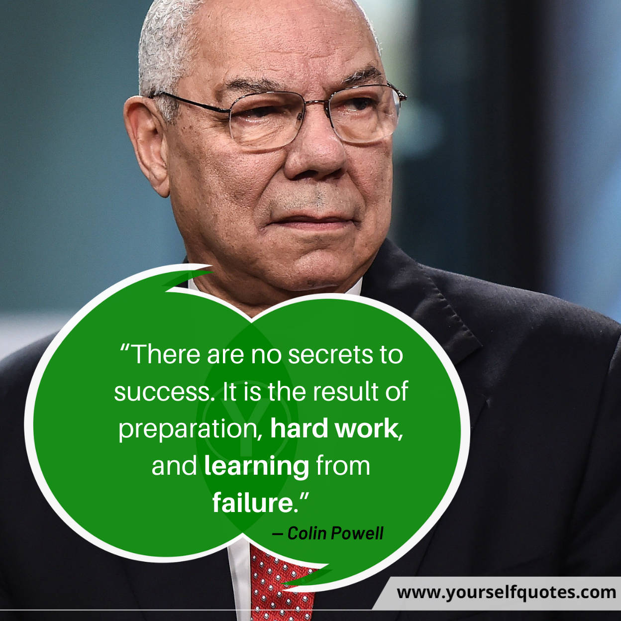 Hard work Quotes by Colin Powell