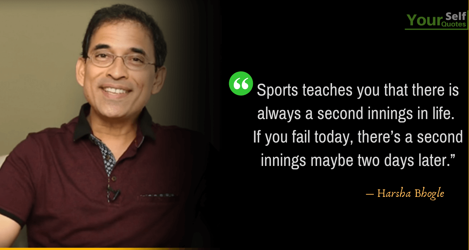 Harsha Bhogle Quotes