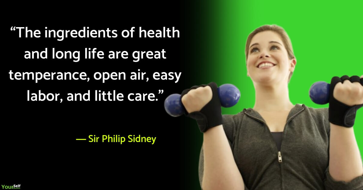 Health Quotes by Sir Philip Sidney