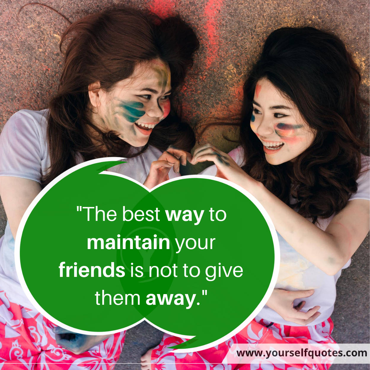 Heart Touching Quotes for Friends