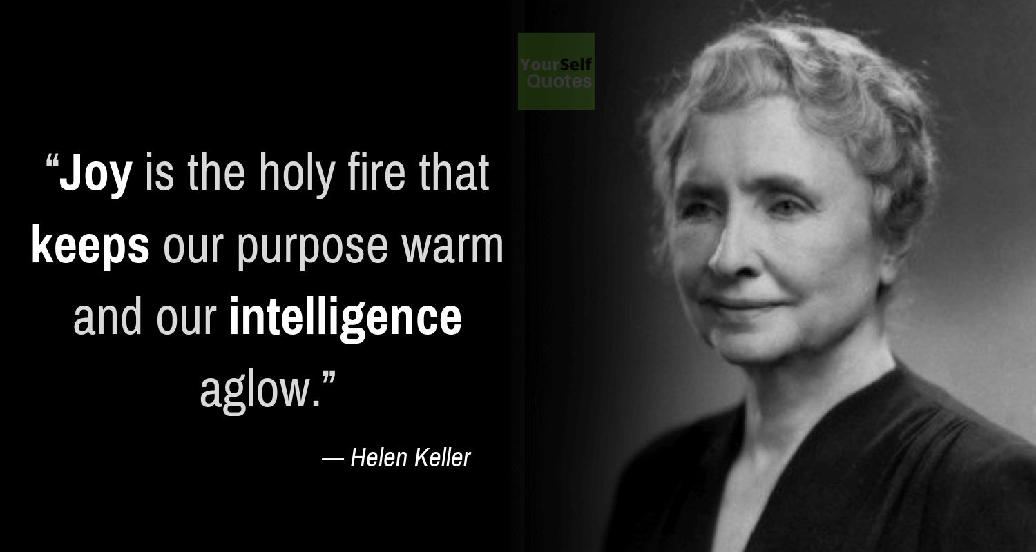 Helen Keller Quotes Images