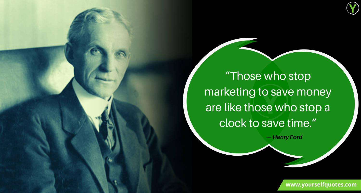 Henry Ford Quotations