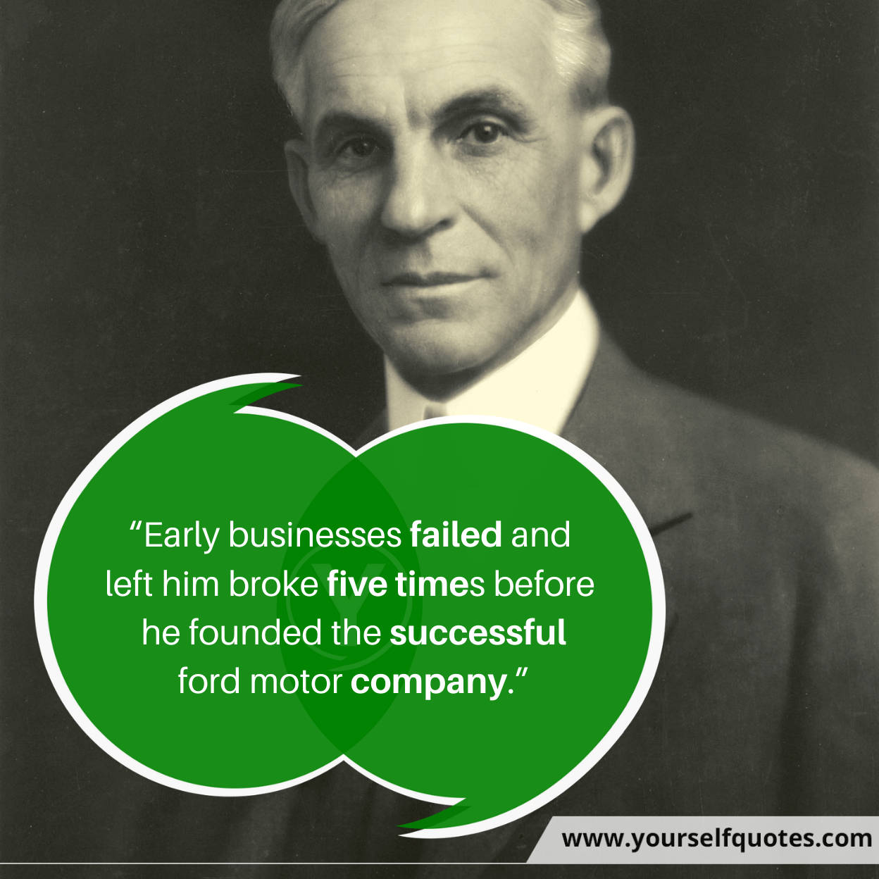 Quotes About Henry FordOn Business