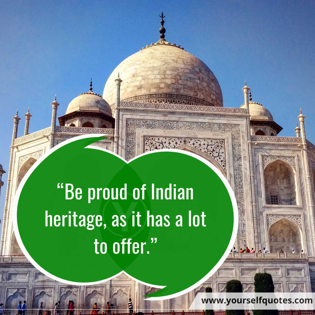 Gambar Heritage Day Quotes Wishes