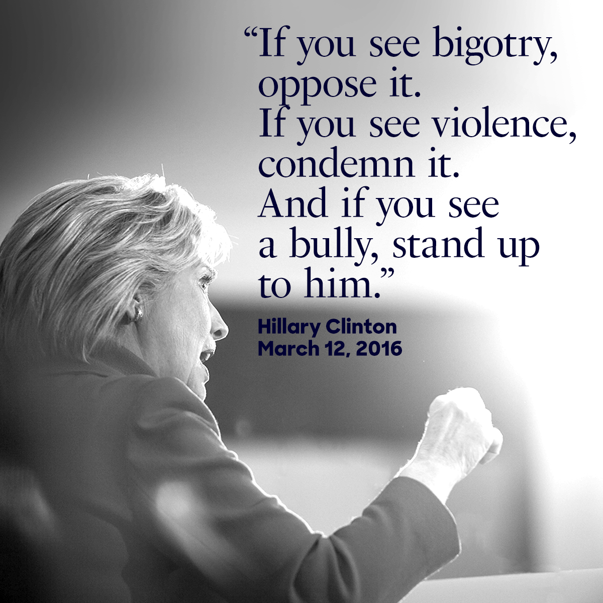 Hillary Rodham Clinton Quote