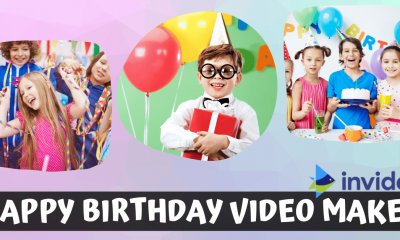How To Make Birthday Video