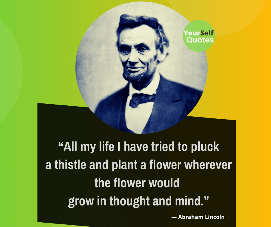 Images Quote from Abraham Lincoln