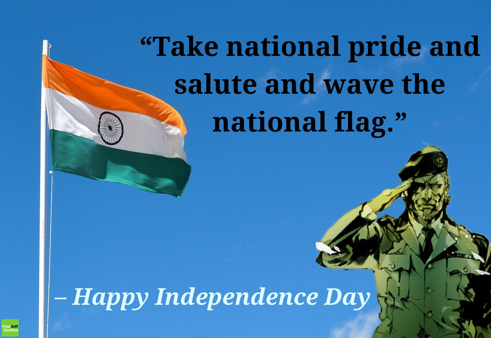 2019 Independence Day Quotes Wishes With Images [15th August]