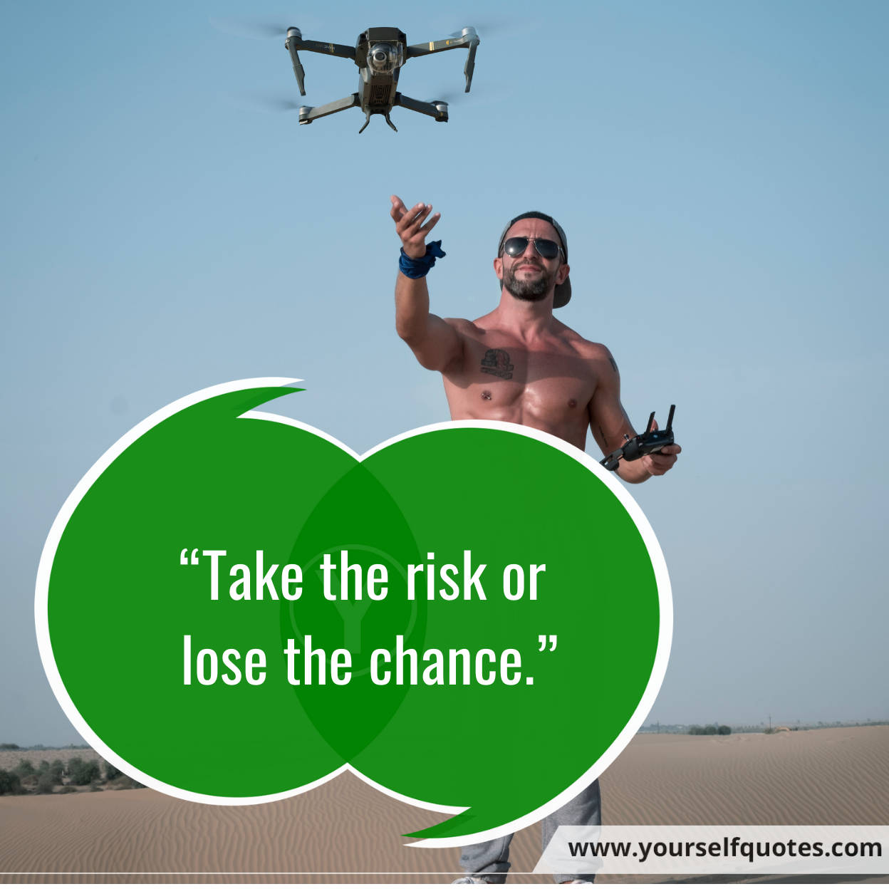 Inspirational Quotes On Risks Images