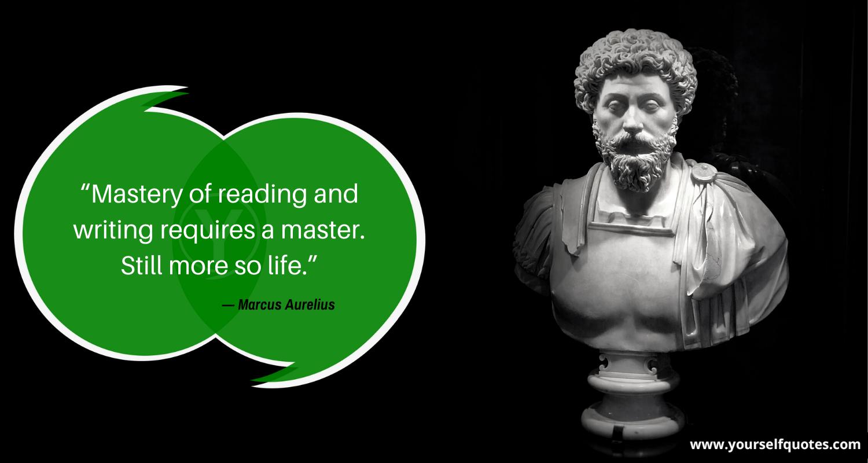 Inspirational Quotes by Marcus Aurelius