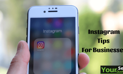 Instagram Tips For Businesses