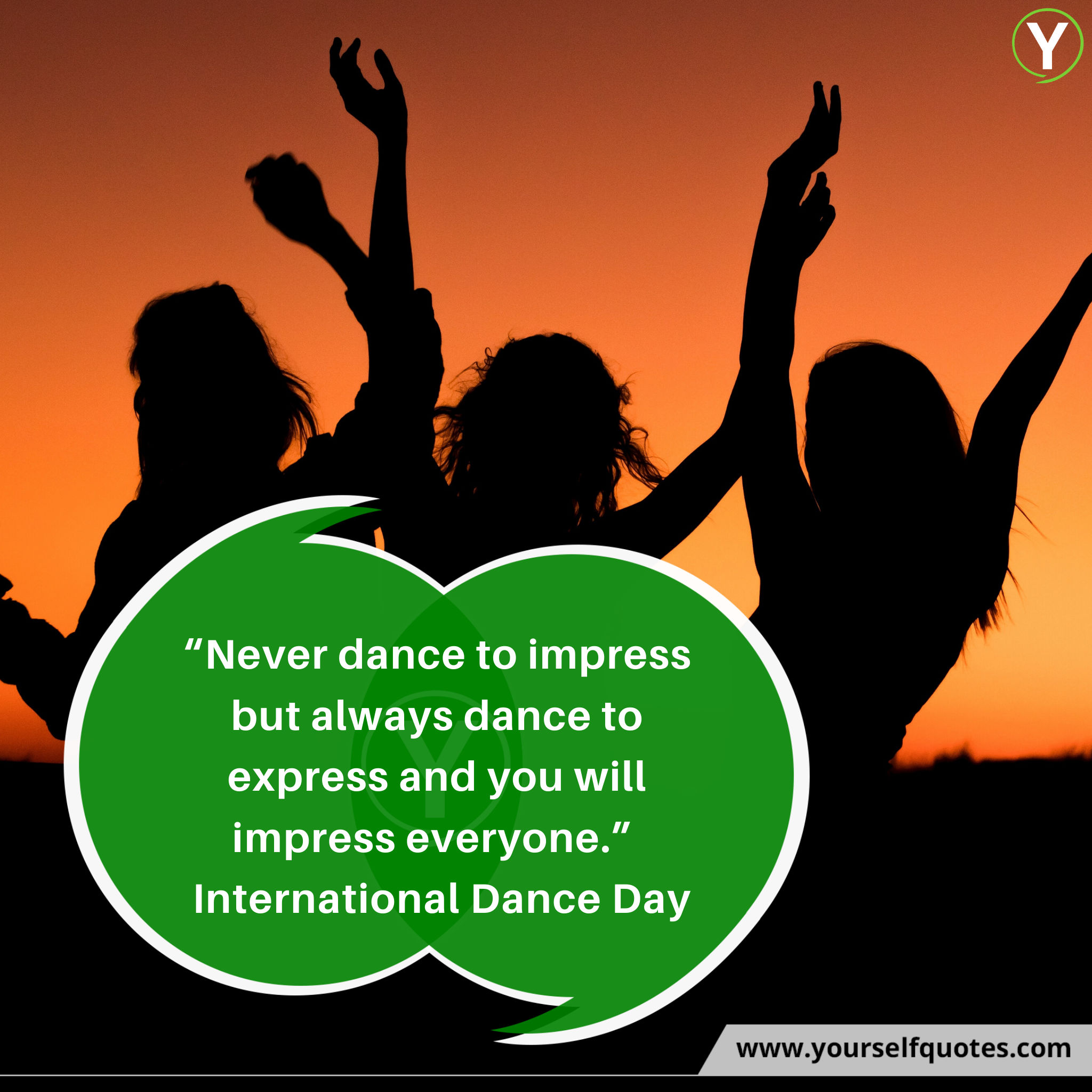 International Dance Day Quotes Images