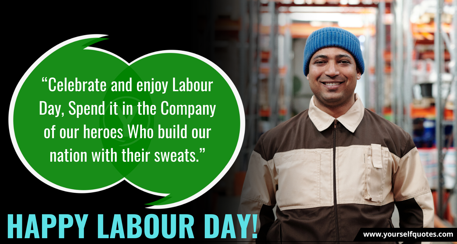 International Labor Day Quotes Images