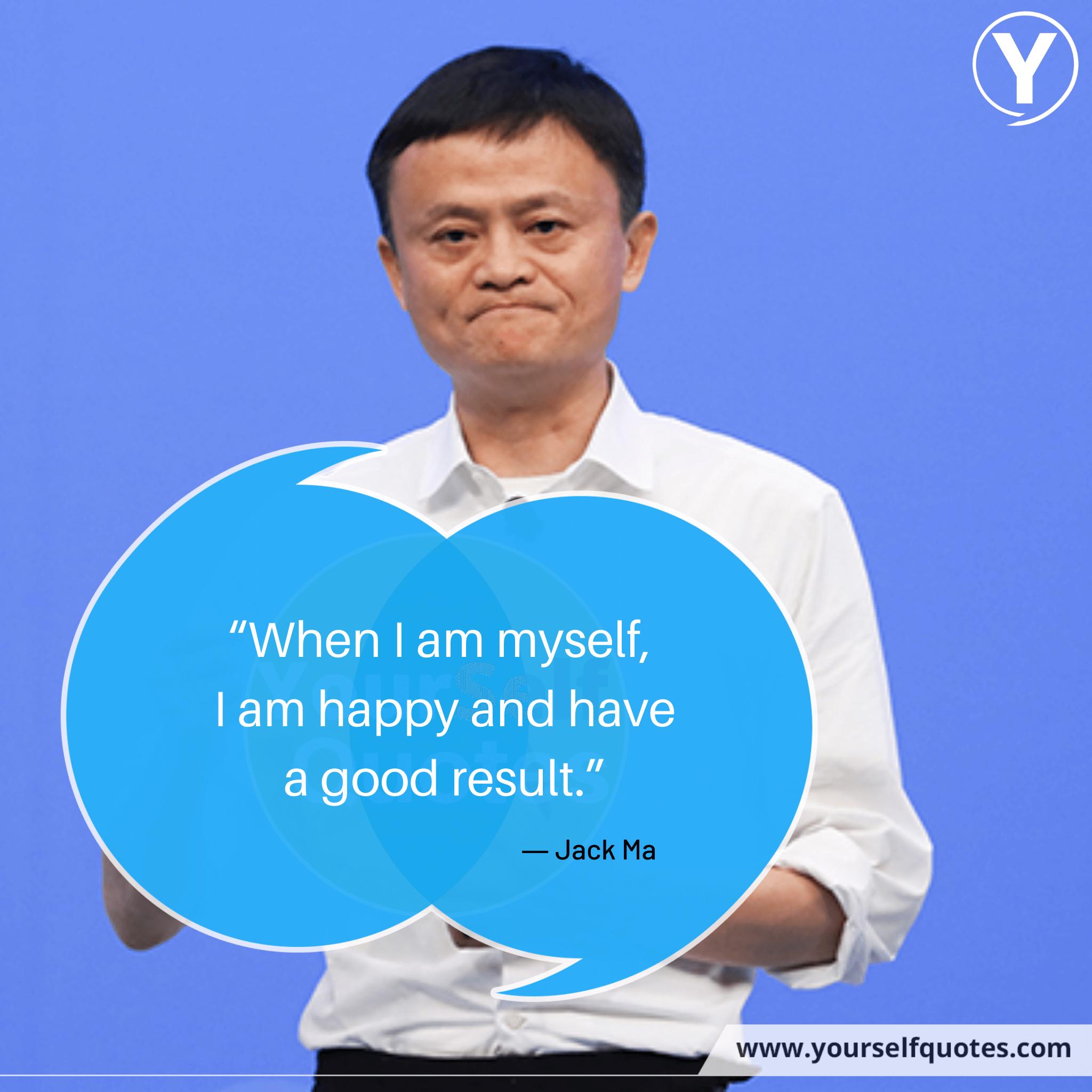 Jack Ma Kutipan Paling Menginspirasi